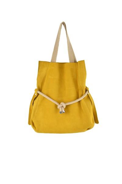 Boho Shopper S yellow