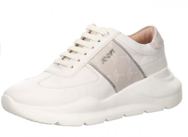 JOOP! Cortina Lista Sneaker Hanna light grey