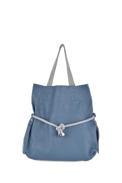 Boho Shopper N blue