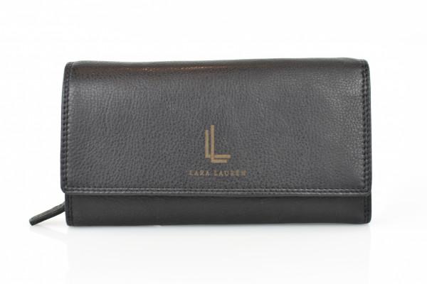 Lola big wallet flap vintage black