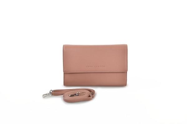 Clara clutch rosé