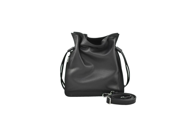 Banu bucket bag black