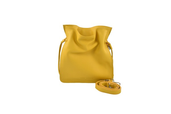 Banu bucket bag yellow