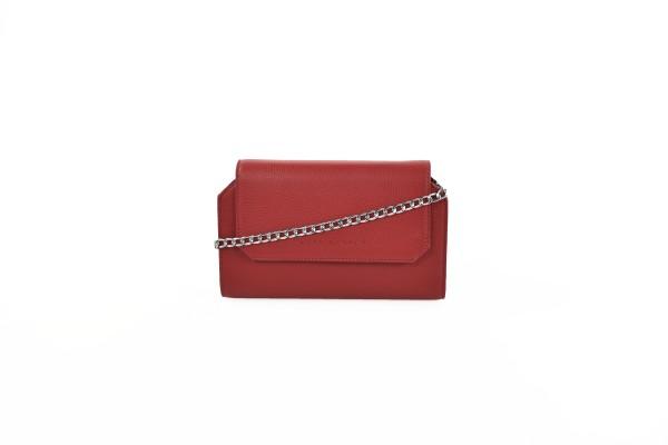 Mila mini bag red