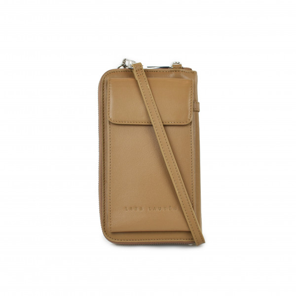 City Wallet A taupe