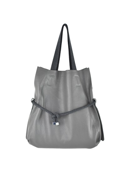 Boho Shopper N dark grey