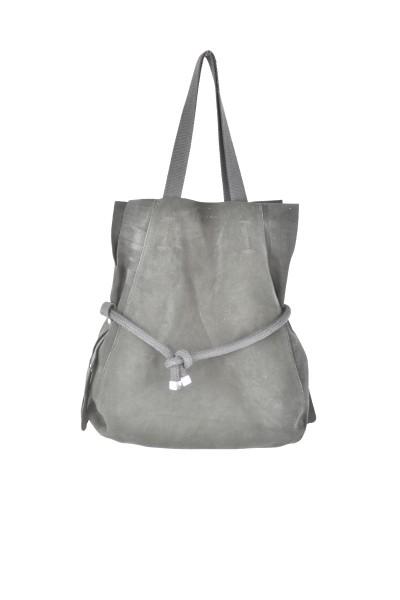 Boho Shopper S light grey