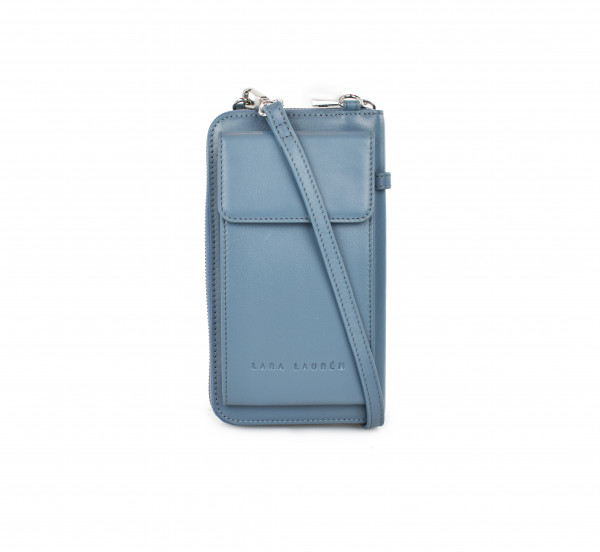 City Wallet A blue